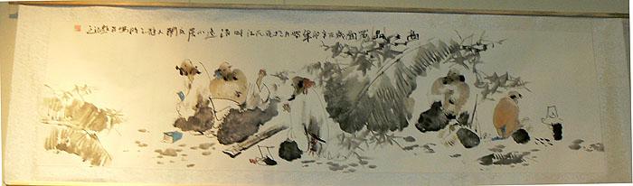 выставка китайских художников