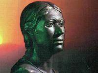 Вероятно так выглядела женщина, чью мумию нашли на плато Укок