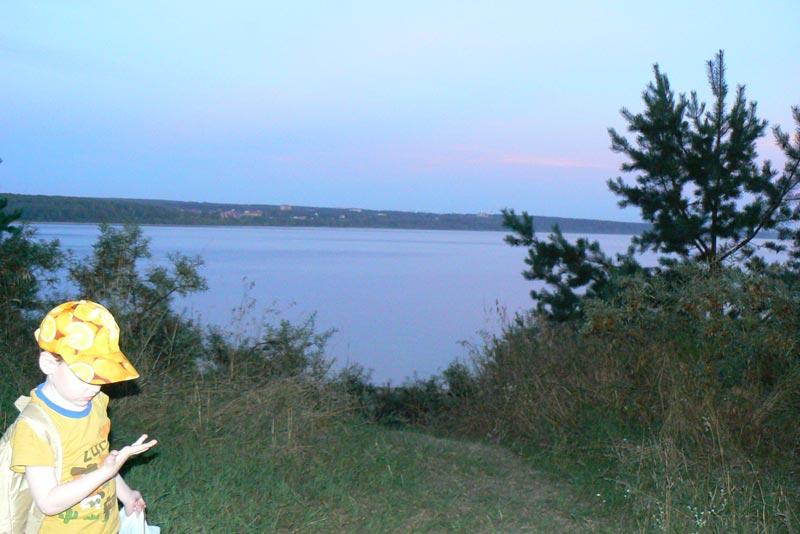 Вечер. Азимут-Н, Неоком, Обское море
